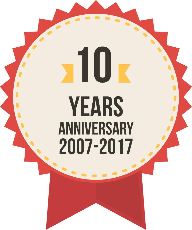 Celebrating 10 Years as Villa Solera Service